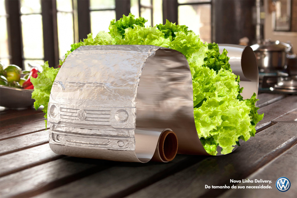 VW - Caminhão agricultura